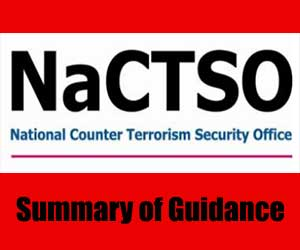 School Lockdown Alert NaCTSO Guidance